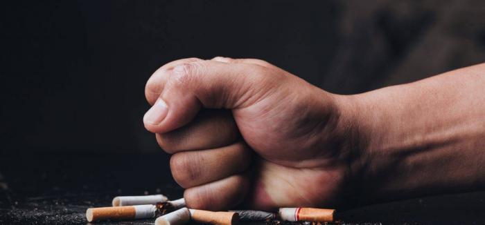 Le président américain envisagerait une baisse du taux de nicotine dans les cigarettes