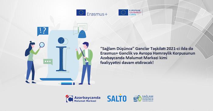 """Common Sense"" Youth Organization again named as Info Centre in Azerbaijan"