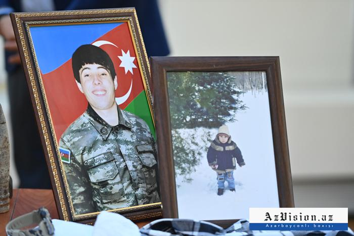 """Şəhidin son sözləri:  """"Ana, sənin oğlunu mələklər qoruyur"""" -  VİDEO"""