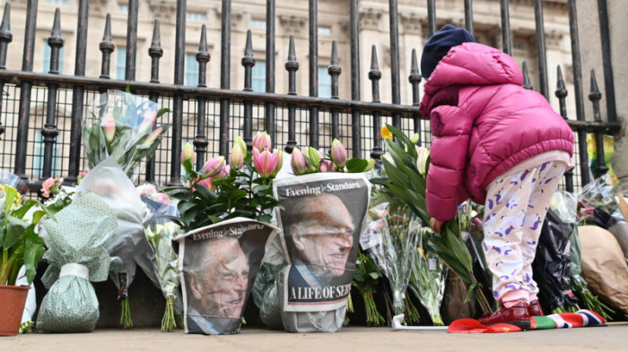Britain pays tribute to Prince Philip