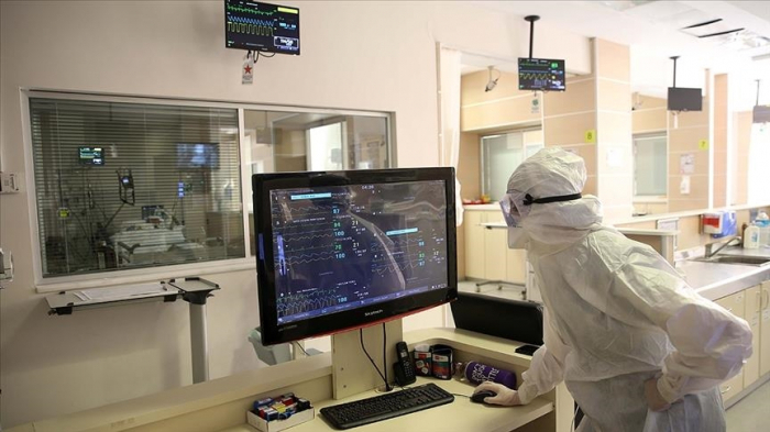 Ukraynada pandemiya qurbanlarının sayı 40 mini keçdi