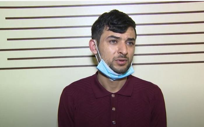 Onlayn narkotik satan şəxs saxlanıldı -    VİDEO