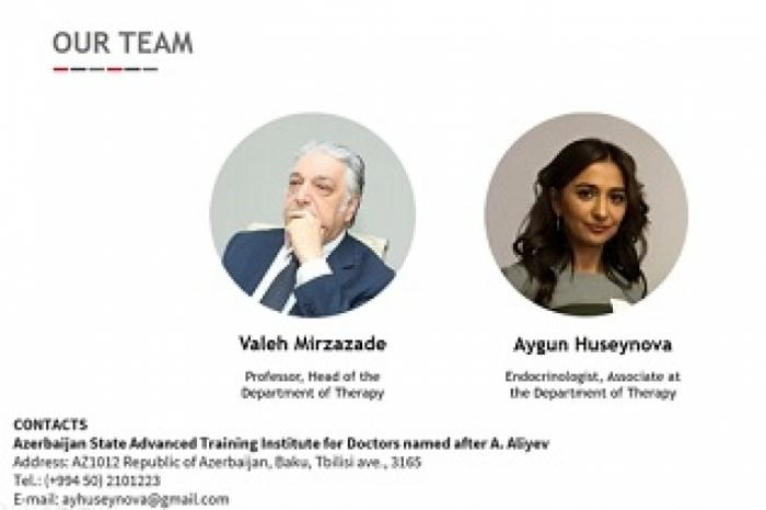 Las investigaciones de científicos azerbaiyanos sobre la diabetes se presentan en el congreso de Zúrich