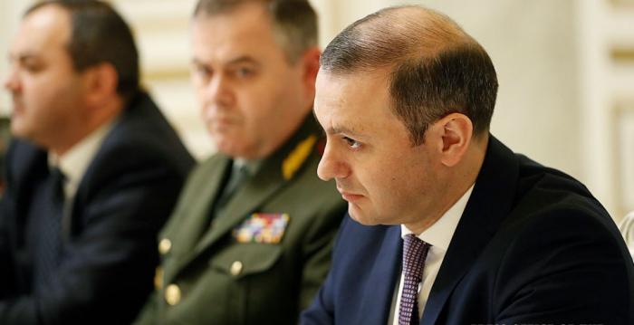 Ermənistan Təhlükəsizlik Şurasının rəhbəri Rusiyaya gedir