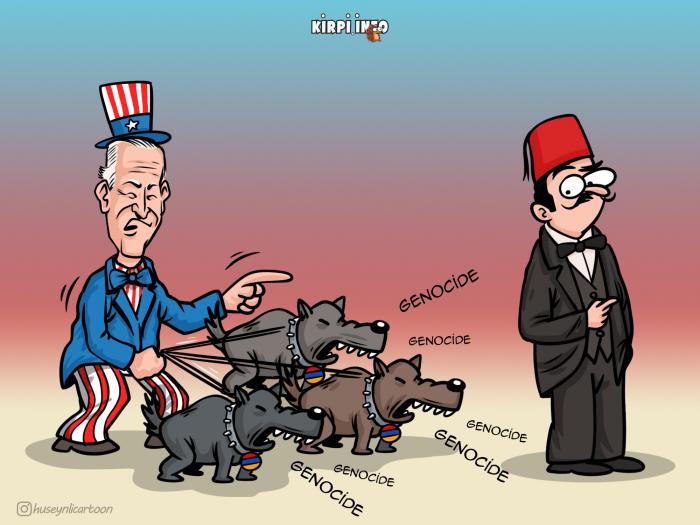 """""""Soyqırım"""" geostrategiyası:    ABŞ-ın məqsədi nədir? –    TƏHLİL"""