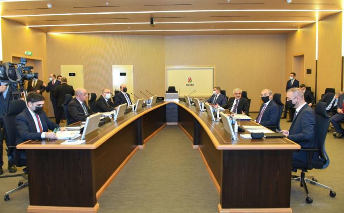 El Consejo de Supervisión de SOCAR trabaja en la mejora de la funcionalidad de la empresa