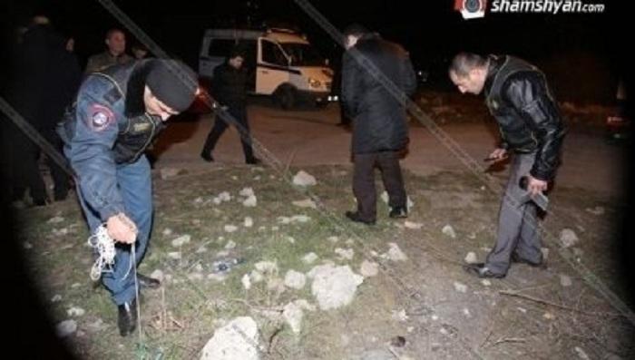 Ermənistanda atışma olub,  yaralılar var