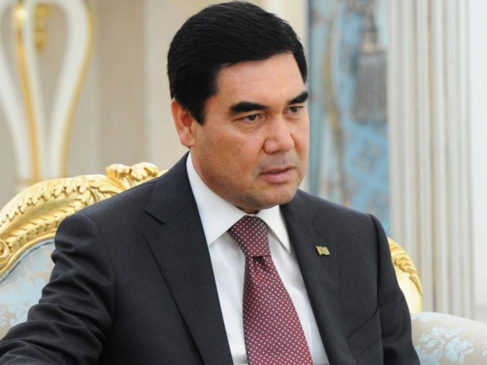 Türkmənistan Prezidentinə ağır itki üz verdi -    FOTO