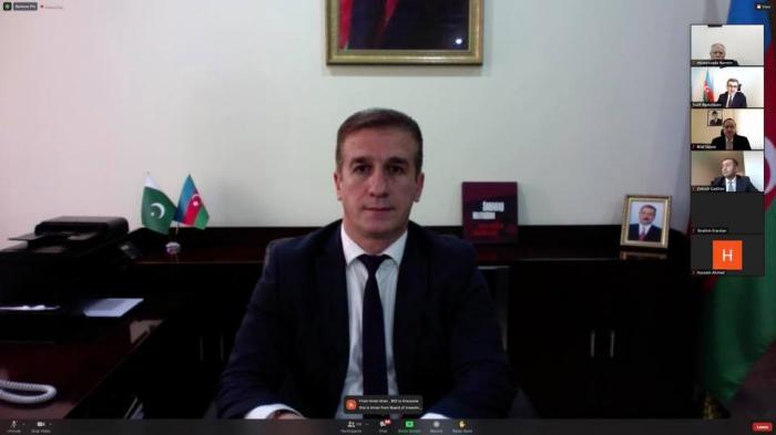 Azərbaycanla Pakistan arasında ticarət müzakirəsi