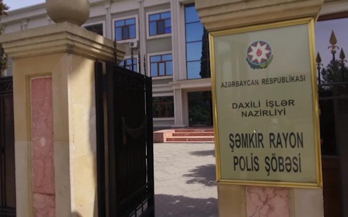 Şəmkirdə yas mərasimi keçirmək istəyənlər saxlanıldı