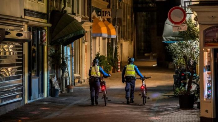 Lockdown in den Niederlanden noch bis mindestens Ende April