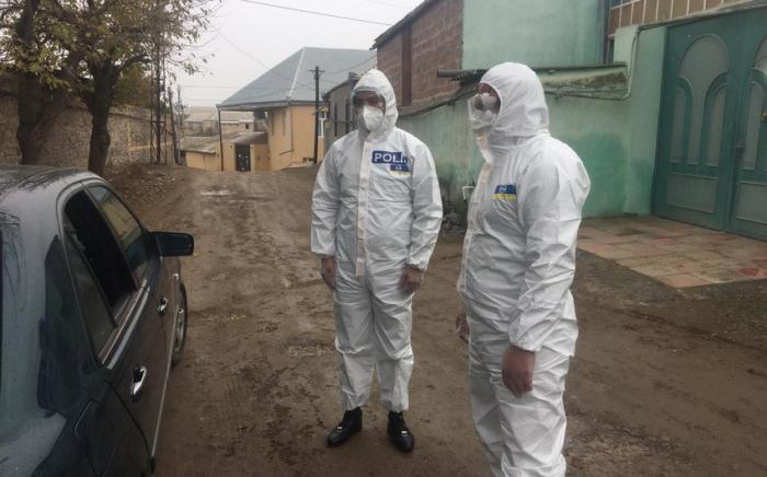10 koronavirus xəstəsi ictimai yerlərdə aşkarlandı