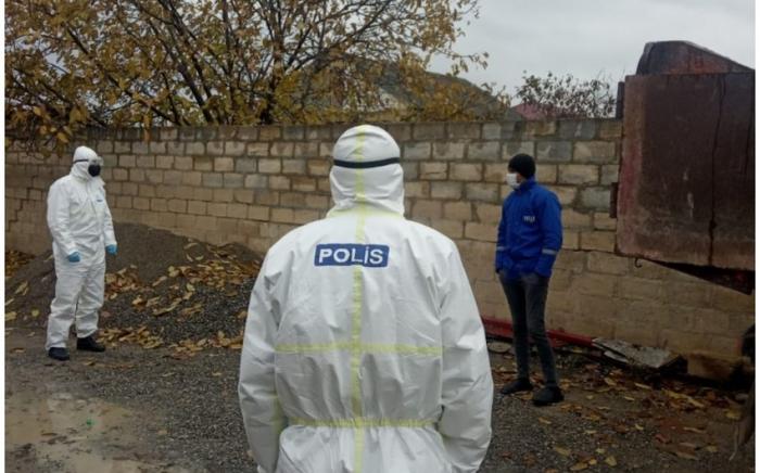 Daha 4 koronavirus xəstəsinə cinayət işi açıldı