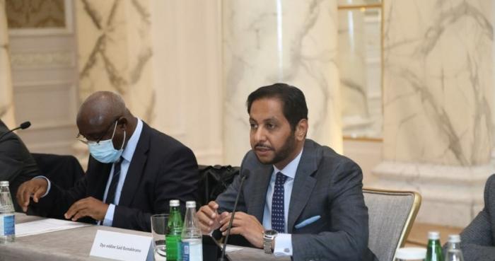"""We will continue our support to Azerbaijan"" -Djibouti ambassador"