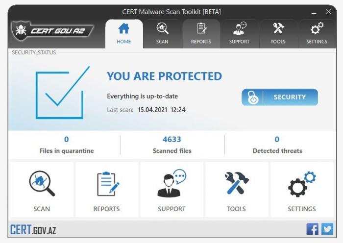 Azerbaijan launches beta version of national anti-virus software