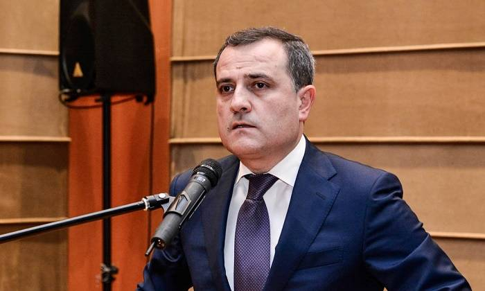 """Azerbaijani FM: """"It is necessary to look at the future"""""""