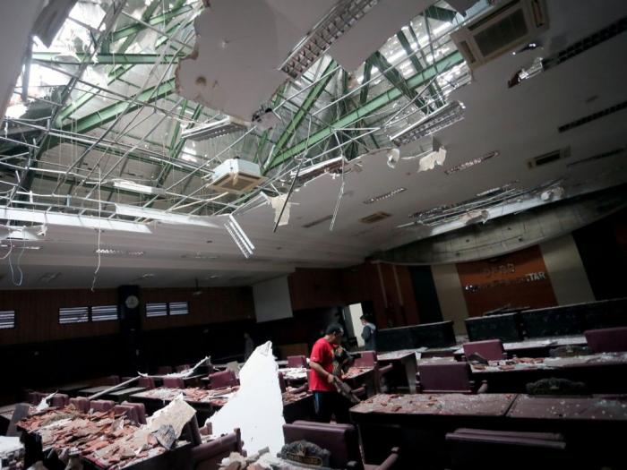 Un séisme frappe l