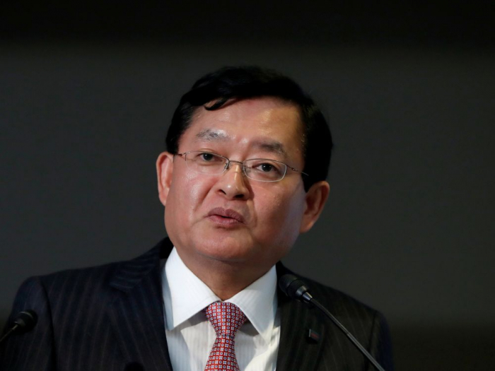 Le PDG de Toshiba a démissionné de ses fonctions sur fond de discussions sur un rachat du groupe