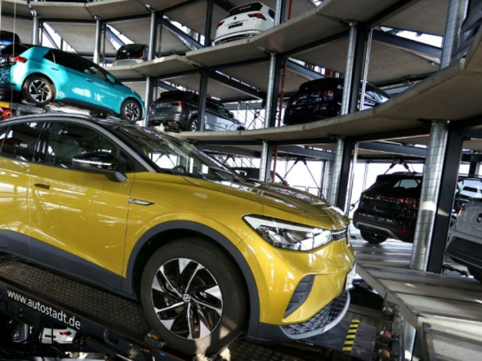 Europe: lemarché automobile rebondit en mars