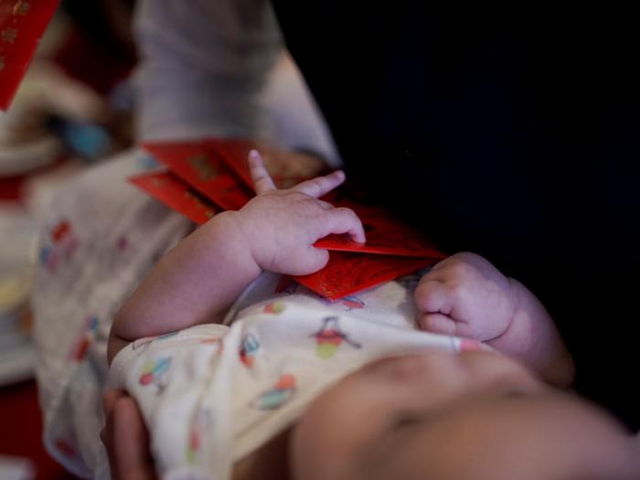 Les naissances pourraient tomber en dessous de 10 millions/an en Chineau cours des 5 prochaines années