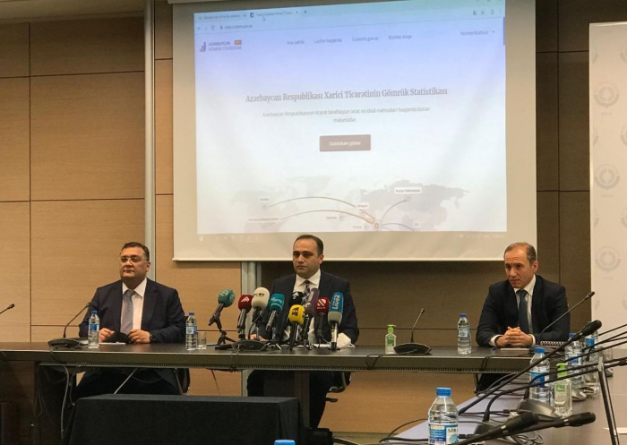 Azerbaijani State Customs Committee sets up portal for visualization of customs statistics
