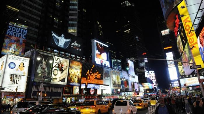 Impfzentrum für New Yorker Theaterbranche eröffnet