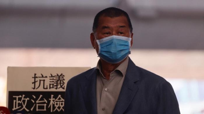 Oppositioneller Medienunternehmer Lai zu Haftstrafe verurteilt