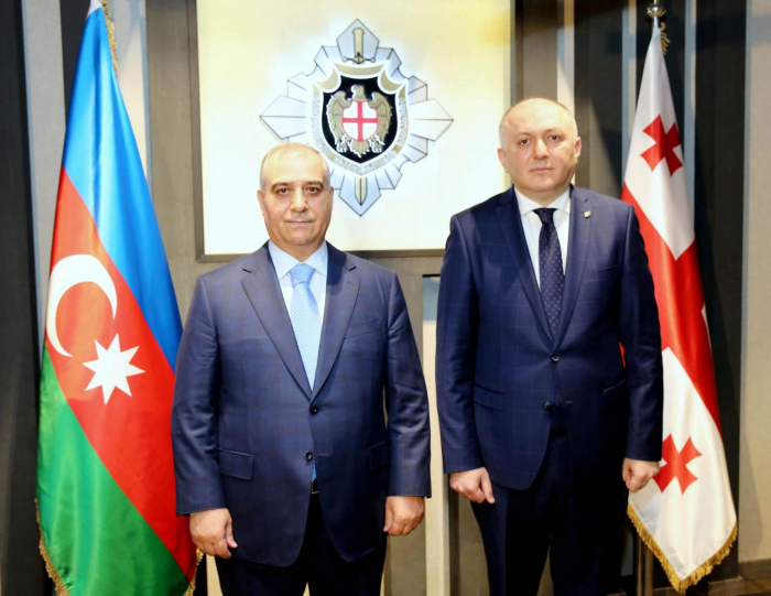 Head of Azerbaijani State Security Service pays official visit to Georgia
