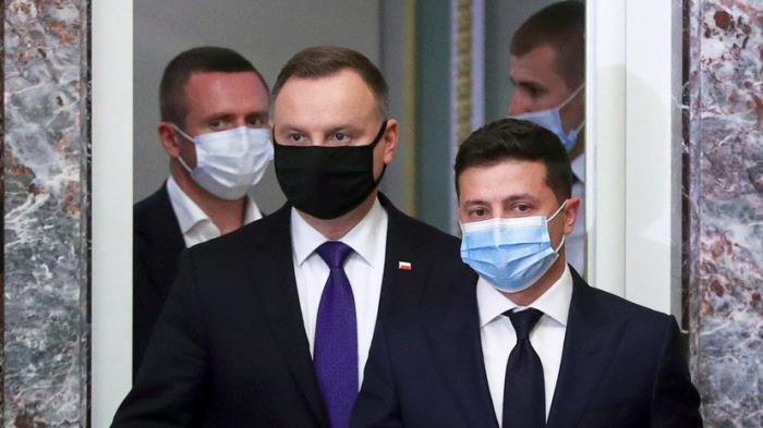 Polşa və Ukrayna prezidentləri görüşəcək