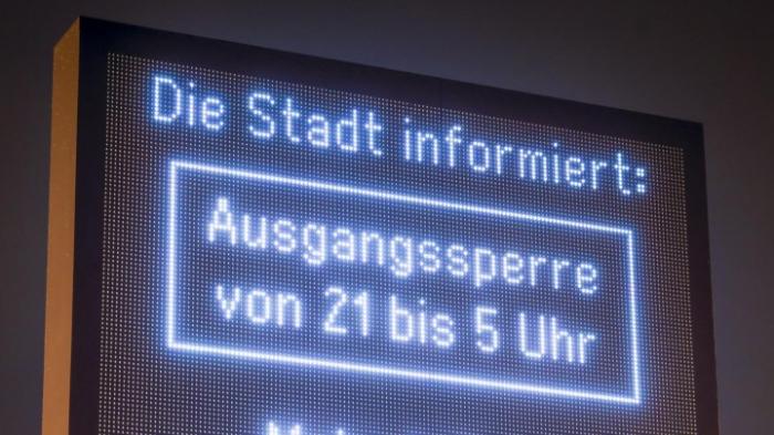 FDP sagt Flut von Verfassungsklagen gegen Ausgangssperre voraus