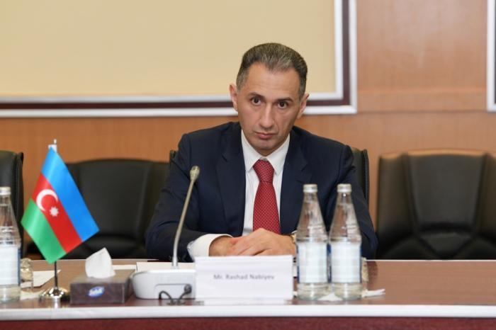 """Ministro:   """"Azerbaiyán se ha convertido en miembro de la industria espacial mundial"""""""
