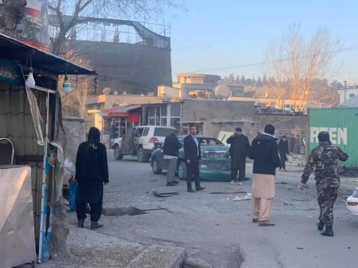 Əfqanıstanda partlayış nəticəsində polislər öldü