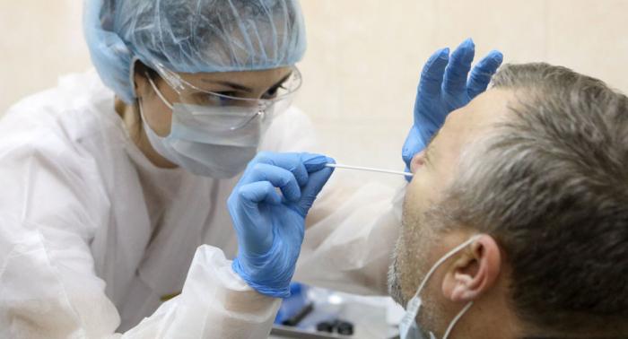 ABŞ-da virusdan ölənlərin sayı 565 mini ötdü