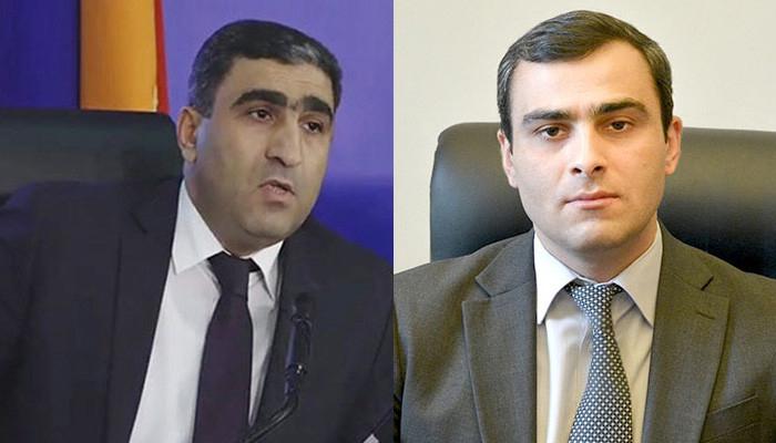 Ermənistanda prokurorlar arasında dava düşdü