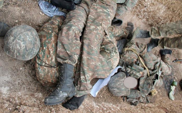 العثور على جثة جندي أرمني في فضولي