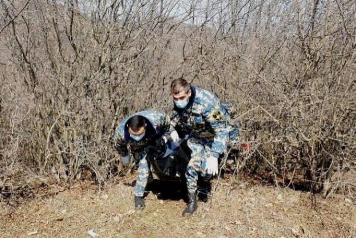 Leiche eines armenischen Soldaten in Füzuli gefunden