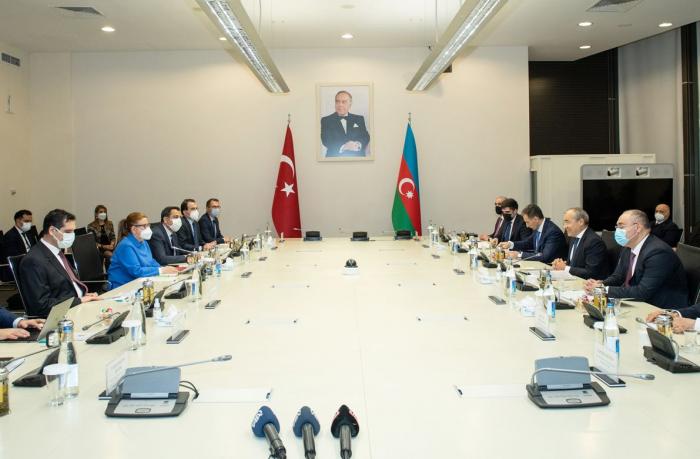 Azərbaycan-Türkiyə iqtisadi əməkdaşlığı inkişaf edir -  YENİLƏNİB