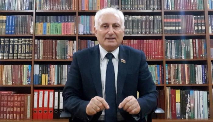 """""""Zəngəzur bizim üçün tarixi Vətəndir"""" -  Deputat"""
