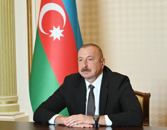"""Ilham Aliyev:   """"El aumento de la productividad en la agricultura seguirá siendo una prioridad para nosotros"""""""