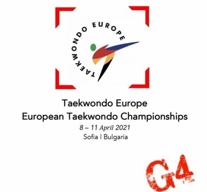 Campeonato de Europa:   La luchadora de taekwondo azerbaiyana gana el bronce