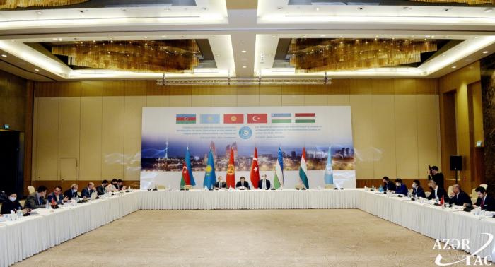 Bakú acoge la VIII reunión del Grupo de Trabajo del Consejo Turco