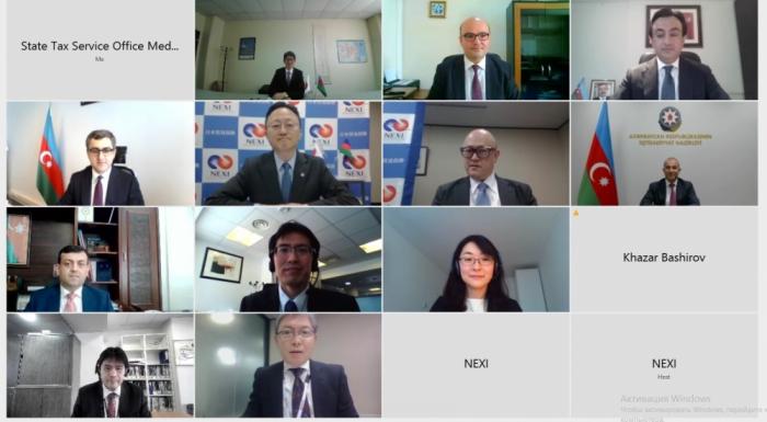 """Ministerio de Economía de Azerbaiyán cooperará con la empresa japonesa """"NEXI"""""""