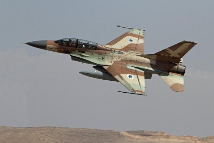 İsrail ordusu HƏMAS-ın hədəflərinə zərbələr endirdi