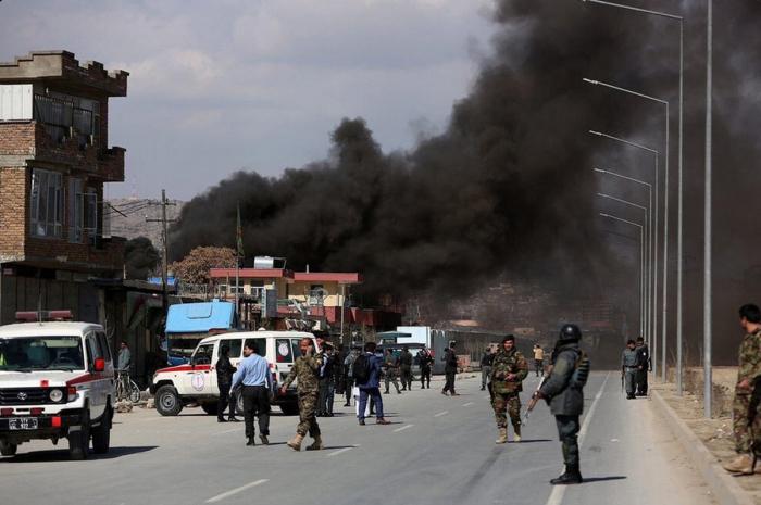 Əfqanıstanda partlayış olub,  30 nəfər ölüb