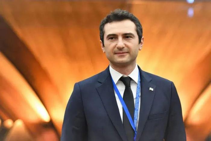 Georgian Dream party nominates Chairman of Georgian Parliament