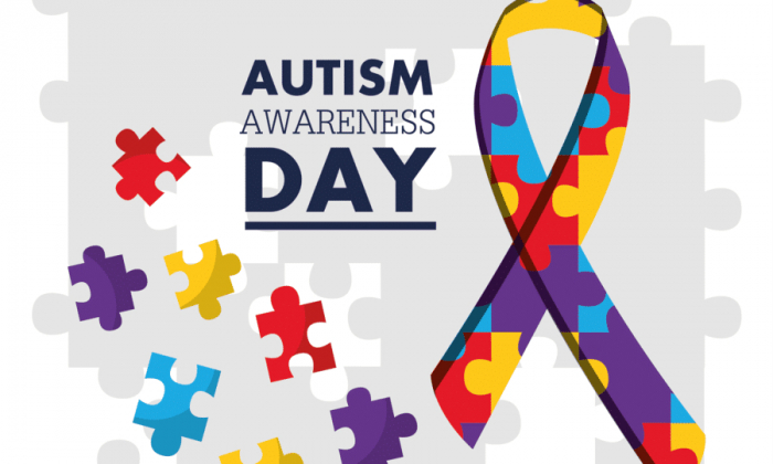 2 April - World Autism Awareness Day