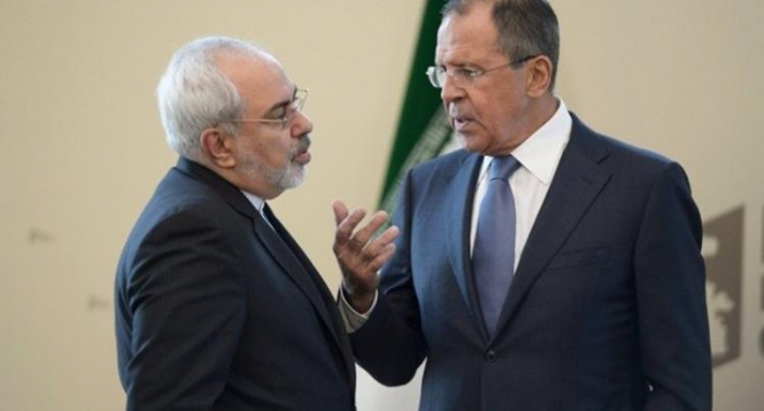 Russian and Iranian FMs discuss situation in Karabakh