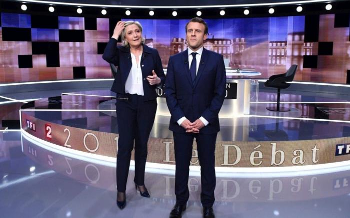 France/Présidentielle :Macron, Bertrand, Pécresse donnés gagnants face à Le Pen en 2022
