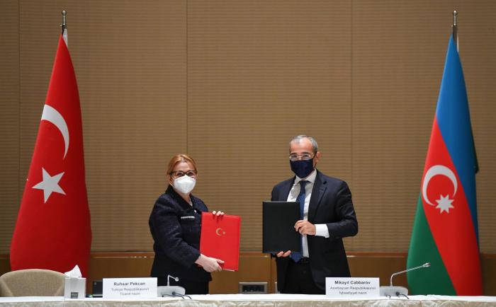 Azerbaijan, Turkey ink memorandum of understanding on digital trade