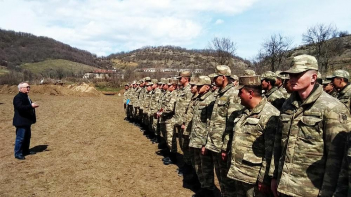 Practical activities carried out to improve the level of the moral-psychological state of servicemen
